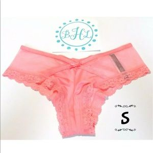 Victoria's Secret Cheeky Panty, Panties Small